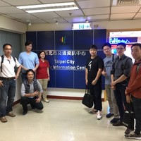 2018 Taipei City Traffic Information Center Visit